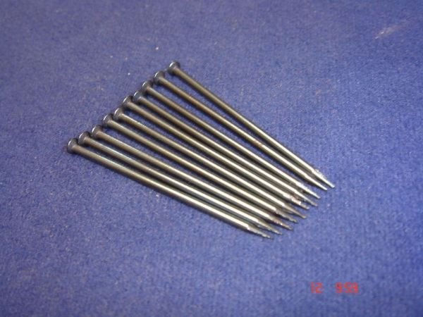 25 x Replacement Scriber Pins for Recess and Bar Scribers